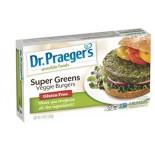 [Dr. Praeger`S] Meatless Burgers Super Greens Veggie