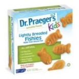 [Dr. Praeger`S] Sensible Foods-Kids Fishies, Lightly Breaded