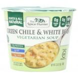 [Spice Hunter]  Soup, White Bean & Green Chile