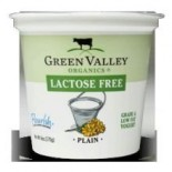 [Green Valley Organics] Lactose Free Yogurt Plain  At least 95% Organic