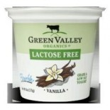 [Green Valley Organics] Lactose Free Yogurt Vanilla  At least 95% Organic