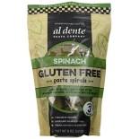 [Al Dente] Pasta Spirals, Gluten Free Spinach