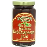 [Kozlowski Farms] Jams, Jellies and Preserves Raspberry Jam, Seedless