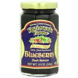 [Kozlowski Farms] 100% Fruit Spreads Blueberry