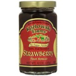 [Kozlowski Farms] 100% Fruit Spreads Strawberry