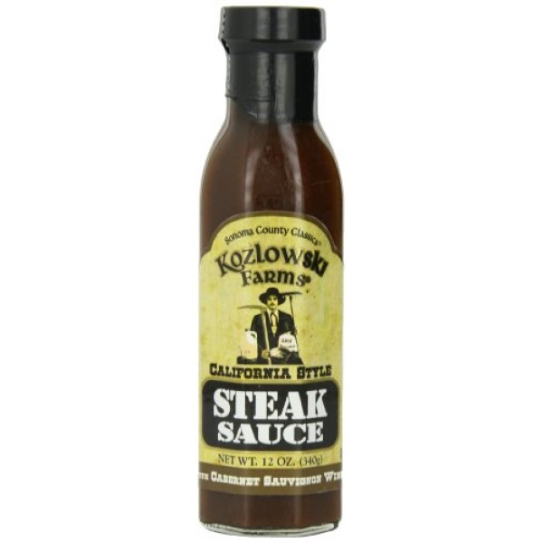 [Kozlowski Farms] Steak Sauce California Style