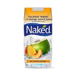 [Naked]  Mango Peach Coconut Water