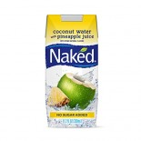 [Naked]  Pineapple Coconut Water