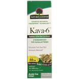 [Nature`S Answer] Alcohol Free Liquid Extracts Kava-6 Extract Alcohol Free