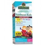 [Natures Answer]  Sambucus,Kids,Natural Cherry