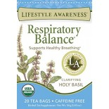 [Tadin]  Tea, Respiratory Balance, FT  At least 95% Organic