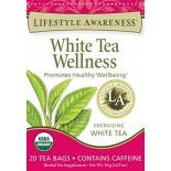 [Tadin]  Tea, White Tea Wellness, FT  At least 95% Organic