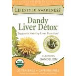 [Tadin]  Tea, Dandy Liver Detox  At least 95% Organic