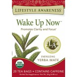 [Lifestyle Awareness]  Wake Up Now Tea  At least 95% Organic