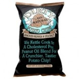 [Dirty Potato Chips]  Cracked Pepper & Sea Salt