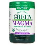 [Green Foods] Made With Organic Young Barley Leaves Green Magma (USA) Economy Size  At least 95% Organic