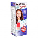 [Licefreee!]  Spray w/Metal Comb