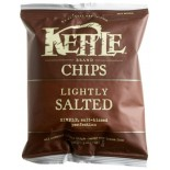 [Kettle Brand] Food Service Sizes Potato Chips, Lightly Salted