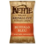 [Kettle Brand] Krinkle Cut Potato Chips Buffalo Bleu
