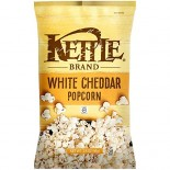 [Kettle Brand] Pre-Popped Popcorn White Cheddar