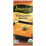 [Imagine Foods] Natural Garden Vegetable Soups, Aseptic Creamy Tomato Basil  At least 95% Organic