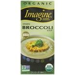 [Imagine Foods] Natural Garden Vegetable Soups, Aseptic Creamy Broccoli  At least 95% Organic