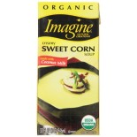 [Imagine Foods] Natural Garden Vegetable Soups, Aseptic Creamy Sweet Corn  At least 95% Organic