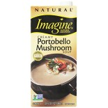 [Imagine Foods] Natural Garden Vegetable Soups, Aseptic Creamy Mushroom