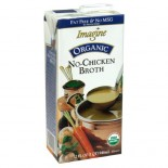 [Imagine Foods] Natural Organic Broths No Chicken  At least 95% Organic