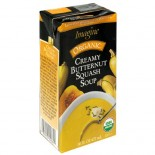 [Imagine Foods] Natural Garden Vegetable Soups, Aseptic Creamy Butternut  At least 95% Organic