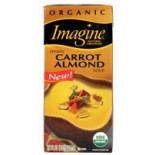 [Imagine Foods] Natural Garden Vegetable Soups, Aseptic Creamy Almond Carrot  At least 95% Organic