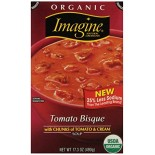 [Imagine Foods] Soups, Aseptic Tomato Bisque  At least 95% Organic