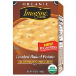 [Imagine Foods] Soups, Aseptic Loaded Baked Potato  At least 95% Organic