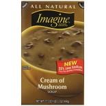 [Imagine Foods] Soups, Aseptic Cream of Mushroom
