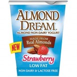 [Almond Dream] Yogurt Strawberry, Low Fat