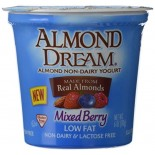 [Almond Dream] Yogurt Mixed Berry, Low Fat