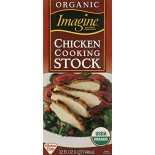 [Imagine Foods] Natural Organic Stocks Chicken  At least 95% Organic