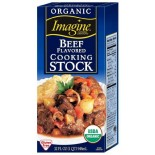 [Imagine Foods] Natural Organic Stocks Beef  At least 95% Organic