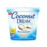 [Coconut Dream] Coconut Non-Dairy Yogurt Vanilla