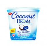 [Coconut Dream] Coconut Non-Dairy Yogurt Blueberry