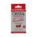 [Crystal] Crystal Essence Towelett Body Deoderant, Pomegranate