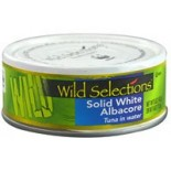 [Wild Selections]  Solid white Tuna
