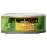 [Wild Selections]  Solid Light Tuna in Water