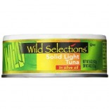 [Wild Selections]  Solid Light Tuna in Olive Oil