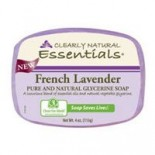 [Clearly Natural] Glycerine Soap French Lavender