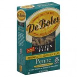 [Deboles] Penne Quinoa Plus Golden Flax
