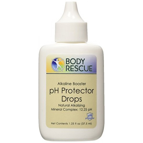 [Body Rescue]  Alkalizing Booster pH Drops