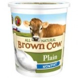 [Brown Cow Yogurt] Non Fat Yogurt Plain
