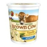 [Brown Cow Yogurt] Non Fat Yogurt Vanilla