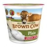 [Brown Cow Yogurt] Cream Top Yogurt Plain